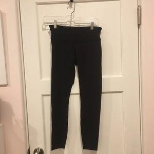 Lululemon regular waist winder under leggings 7/8